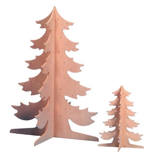 tannenbaum holz birke gro 50cm zum dekorieren von. Black Bedroom Furniture Sets. Home Design Ideas