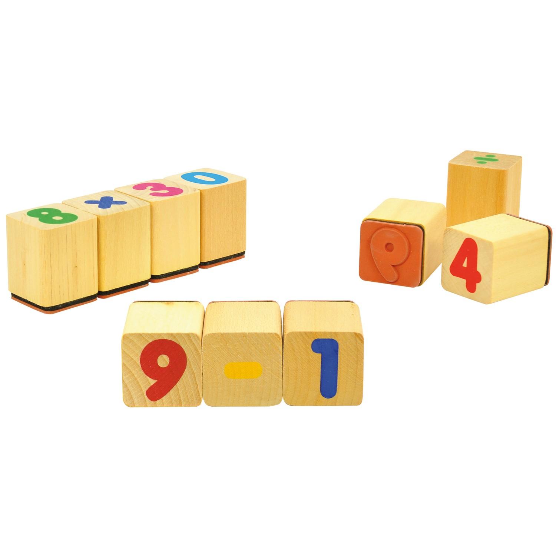 Eduplay-Zahlenstempel-aus-Holz-24er-Set