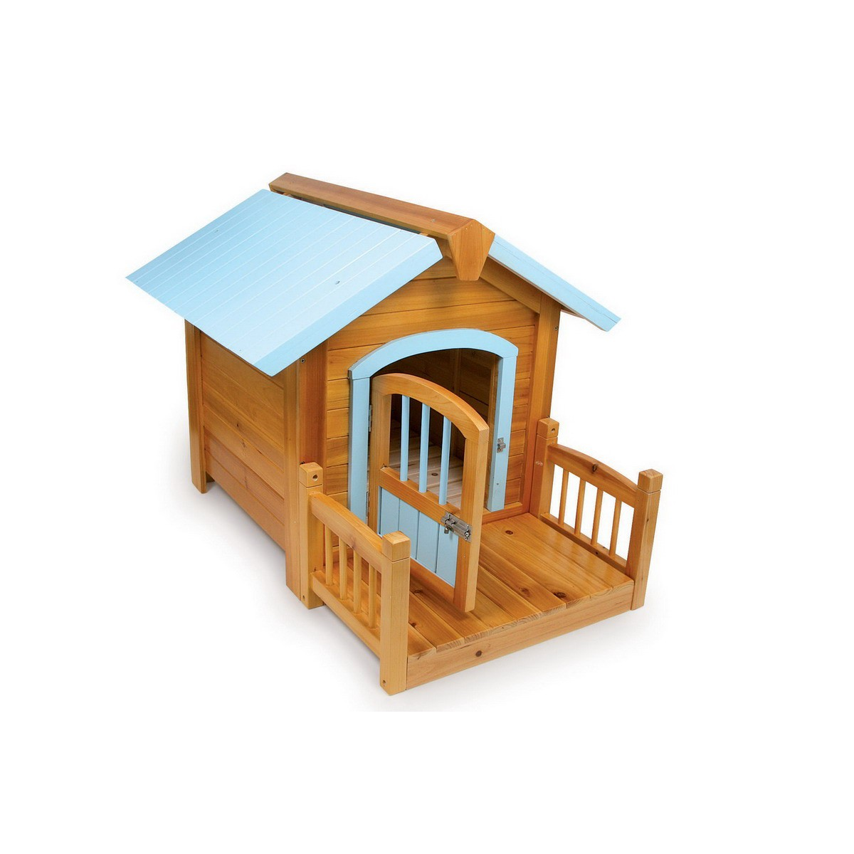 spielhaus f r tiere aus holz von small foot g nstig bei mariposa toys kaufen. Black Bedroom Furniture Sets. Home Design Ideas