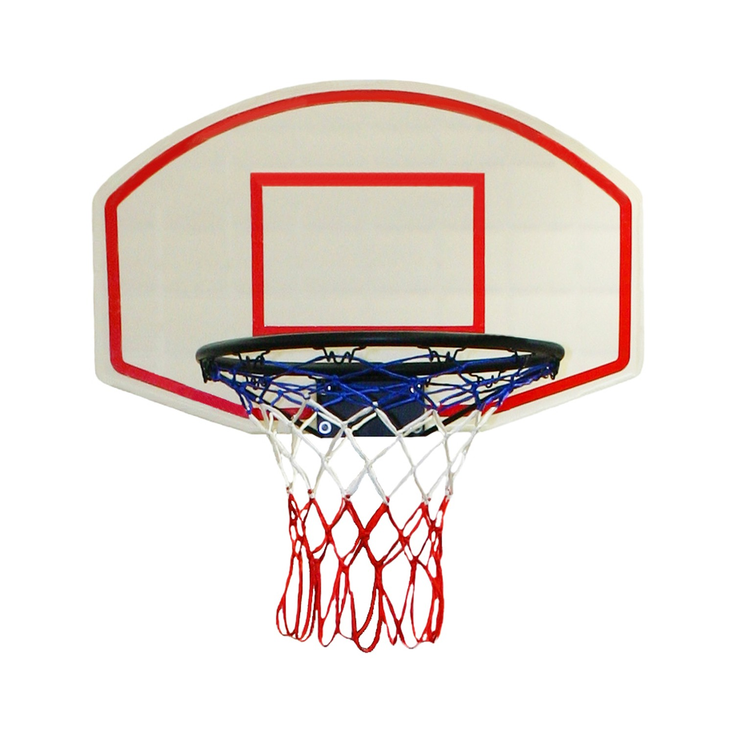 basketballring 48 cm mit board 90 x 60 x 1 5 cm von. Black Bedroom Furniture Sets. Home Design Ideas