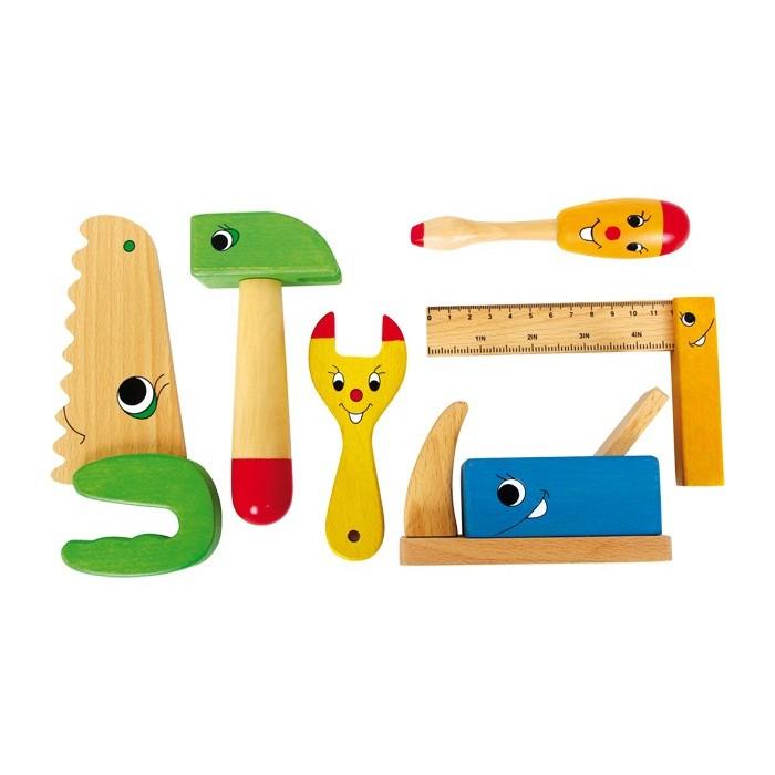 kinder werkzeug von small foot design g nstig bei mariposa toys kaufen. Black Bedroom Furniture Sets. Home Design Ideas